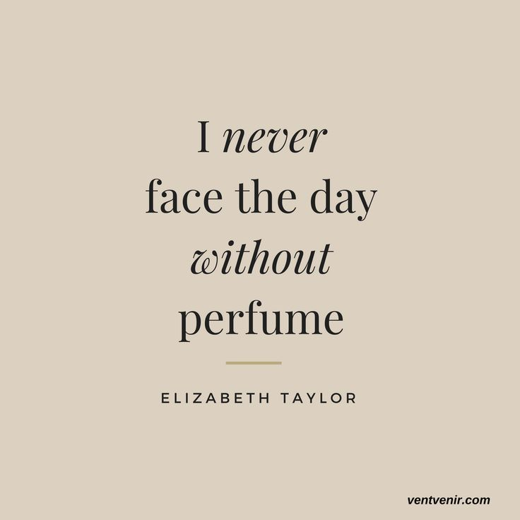 perfume fragrance quotes